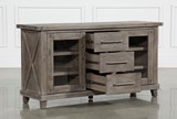 Jaxon Grey Sideboard - Right
