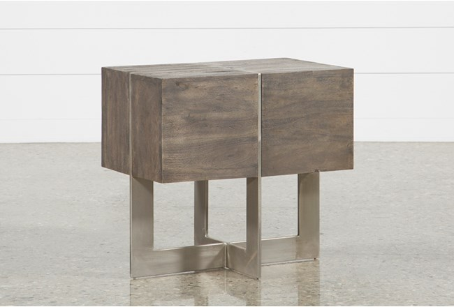 Axis Chairside Table - 360