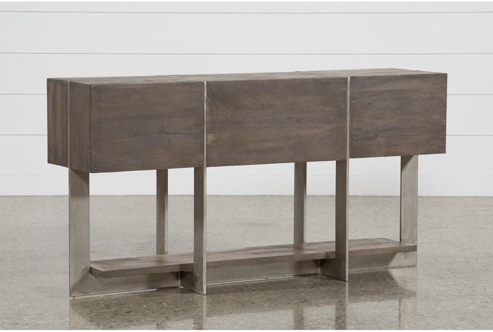 "Axis 58"" Sofa Table"