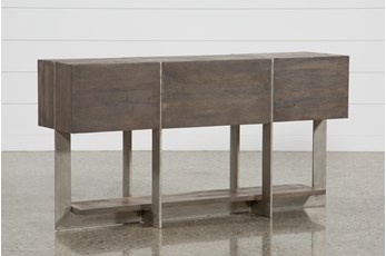 "Axis 58"" Sofa Table"