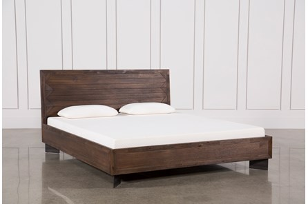 Nixon Eastern King Platform Bed - Main