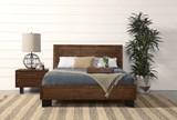 Nixon Queen Platform Bed - Room