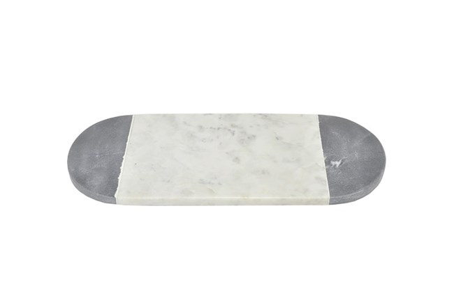 Black & White Marble Board - 360