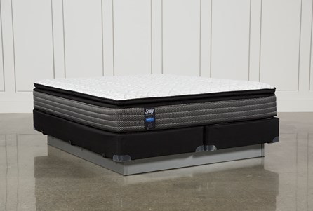 Butterfield Cushion Firm Ept California King Mattress W/Foundation