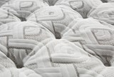 Butterfield Cushion Firm Eastern King Mattress - Top