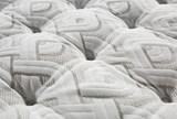 Butterfield Cushion Firm Full Mattress W/Low Profile Foundation - Default