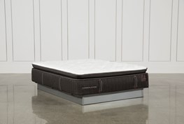 Trailwood Luxury Plush Euro Pillow Top Twin Extra Long Mattress