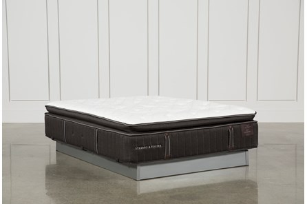 Baywood Luxury Cushion Firm Euro Pillow Top Queen Mattress - Main
