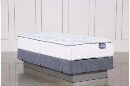 Coralview Plush Twin Mattress W/Foundation - Main