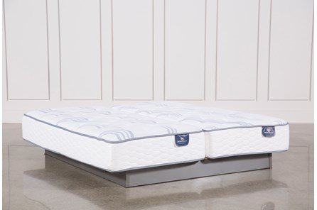 Coralview Plush Eastern King Split Mattress Set - Main