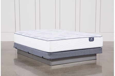 Coralview Plush Full Mattress W/Low Profile Foundation - Main
