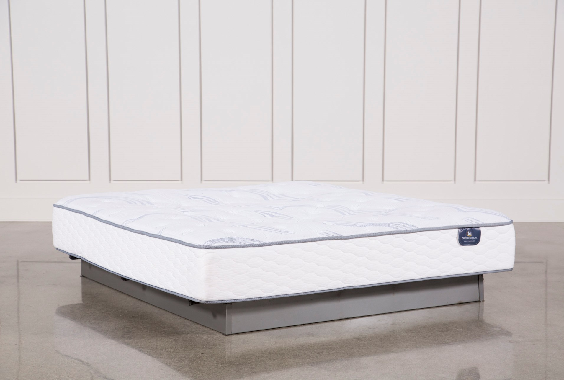 bed eastern vaughn king beds product e mattress bedroom outlet complete
