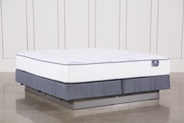 Coralview Plush California King Mattress W/Foundation