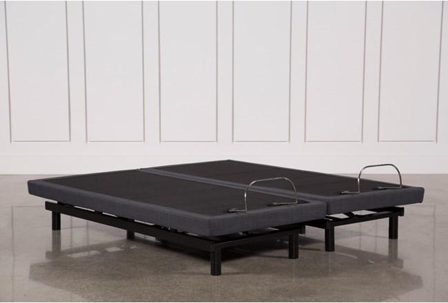 Motion Essentials III California King Adjustable Base Set - 360