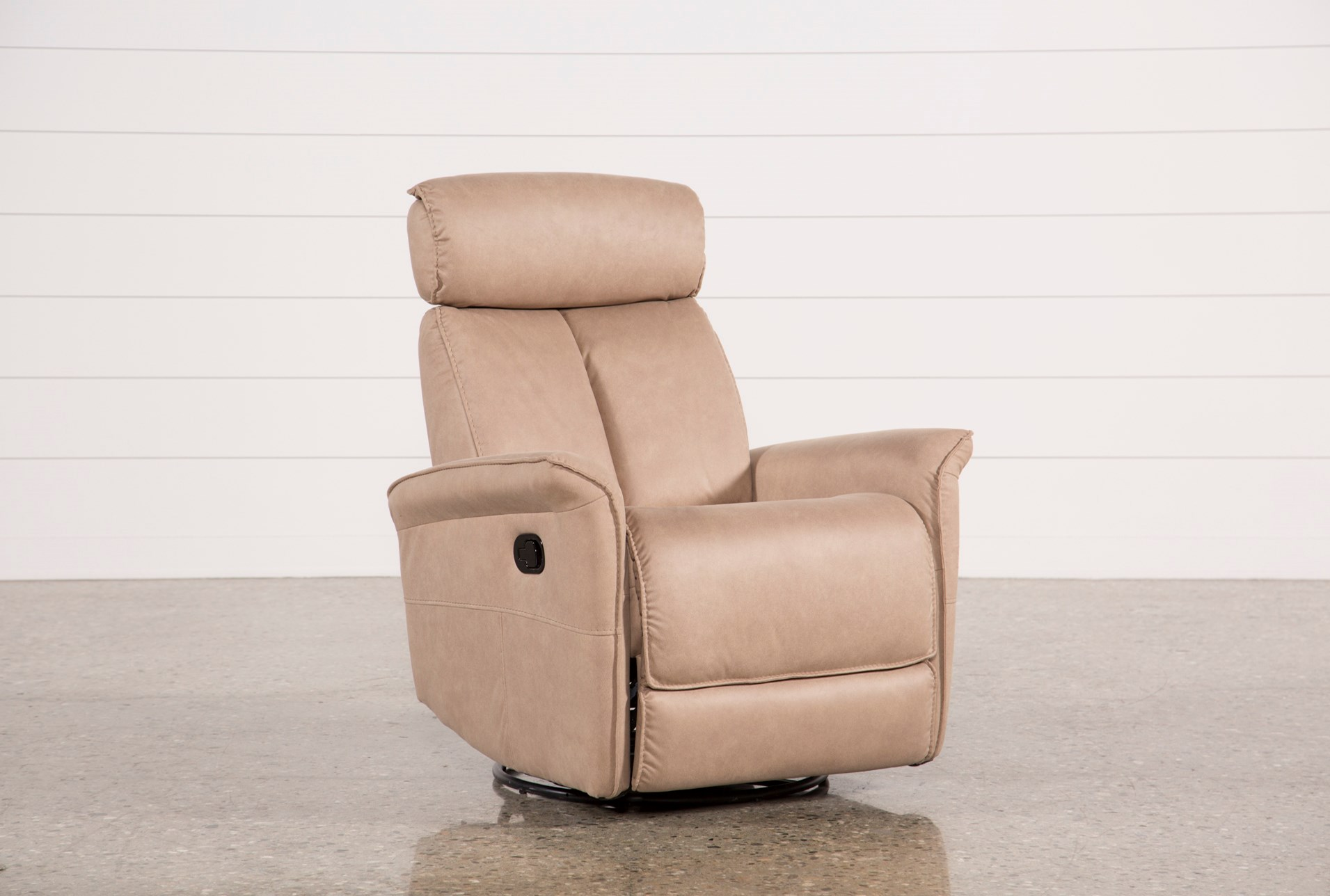 apply specs does mac glider recline ottoman itm motion not swing recliner leather chair swivel