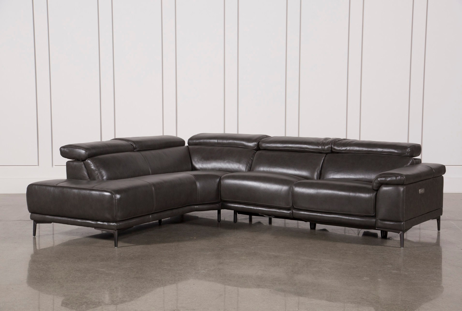 living mario click image piece sectionals room item change sectional power reclining with seats charcoal seating to product