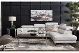 Tess 2 Piece Power Reclining Sectional W/Raf Chaise - Room