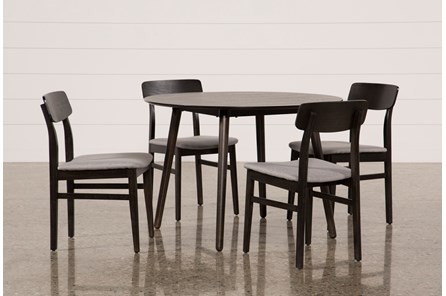 Swift 5 Piece Round Dining Set - Main
