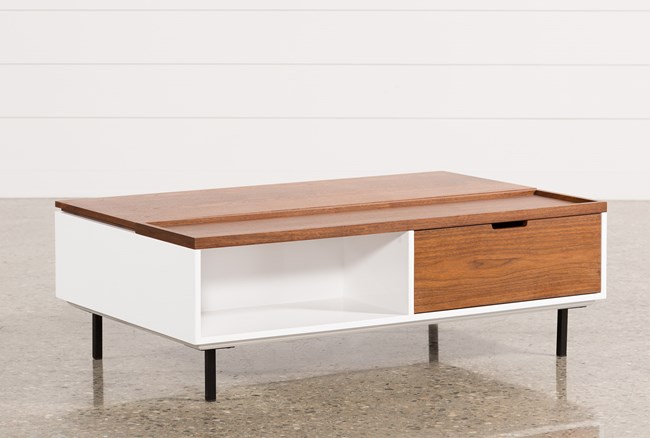 Jasper Lift-Top Cocktail Table - 360