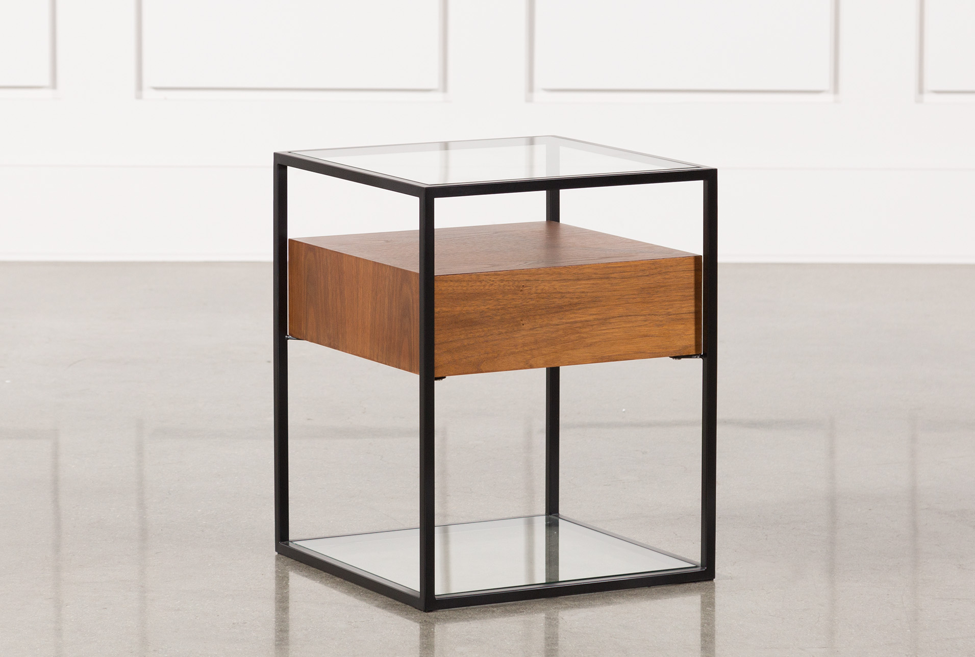 Abby End Table (Qty: 1) Has Been Successfully Added To Your Cart.