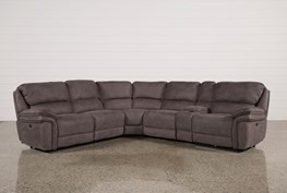 Norfolk Grey 6 Piece Sectional