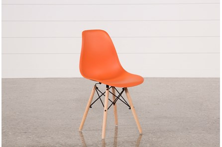 Orange Dining Room Chairs | Living Spaces