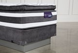 Observer Pillow Top Twin Extra Long Mattress W/Foundation - Top