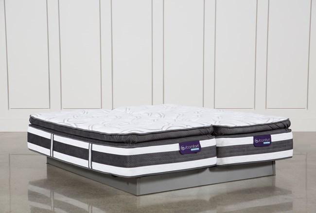Observer Pillow Top Eastern King Split Mattress Set