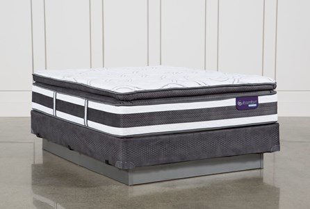 Observer Pillow Top Queen Mattress W/Foundation