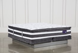 Observer Pillow Top Eastern King Mattress W/Low Profile Foundation