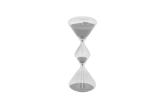 Grey 3-Parts Sand Timer - 360