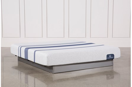 Blue 100 Eastern King Mattress - Main
