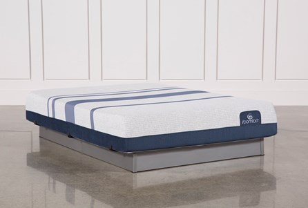 Blue 300 Queen Mattress
