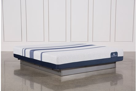 Blue 300 Eastern King Mattress - Main