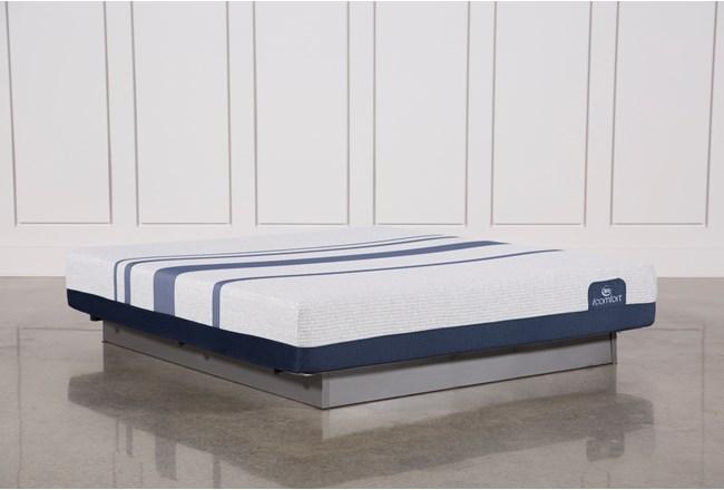 Blue 300 California King Mattress - 360
