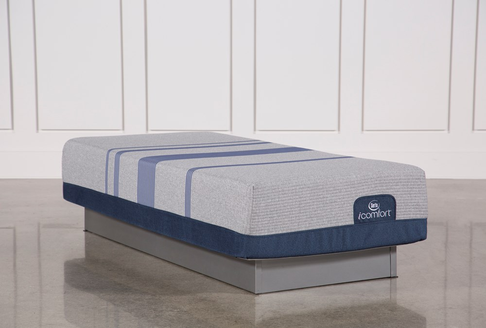 Blue Max 1000 Plush Twin Extra Long Mattress
