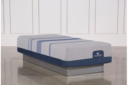 Blue Max 1000 Plush Twin Extra Long Mattress - Main