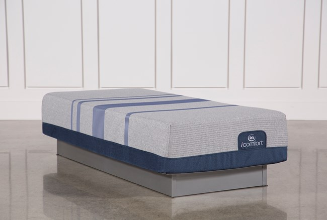 Blue Max 1000 Plush Twin Extra Long Mattress - 360