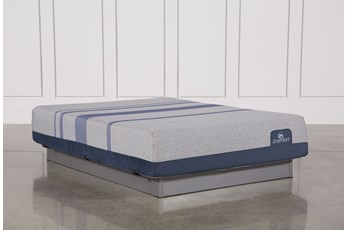 Blue Max 1000 Plush Full Mattress