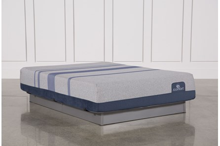 Blue Max 1000 Plush Full Mattress - Main