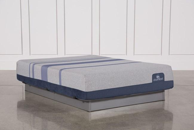Blue Max 1000 Plush Full Mattress - 360
