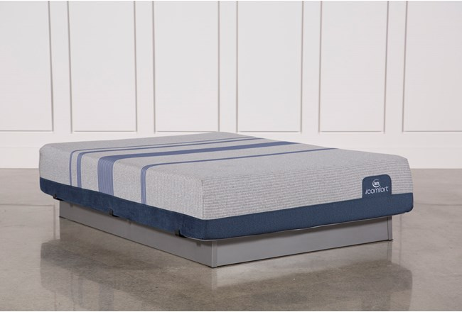 Blue Max 1000 Plush Queen Mattress - 360