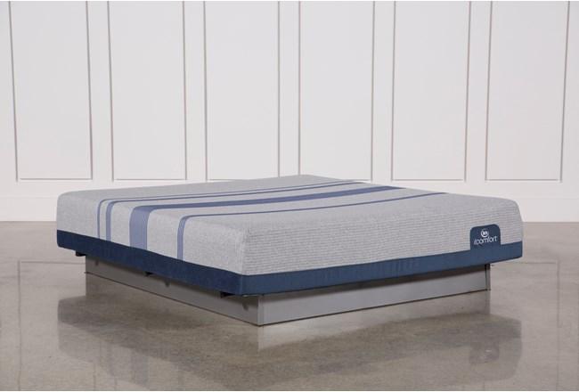 Blue Max 1000 Plush Eastern King Mattress - 360