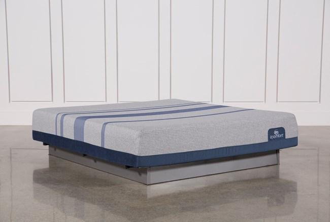 Blue Max 1000 Plush California King Mattress - 360