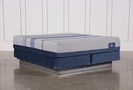 Blue Max 1000 Plush California King Mattress W/Foundation