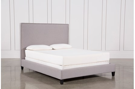 Kaelyn Eastern King Upholstered Panel Bed - Main