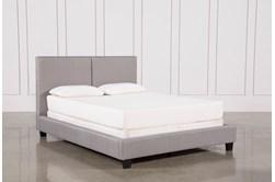 Rylee Queen Upholstered Panel Bed