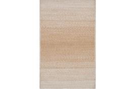 24X36 Rug-Woven Ombre Tan
