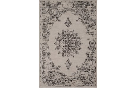 63X90 Rug-Adia Medallion Charcoal - Main