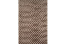 24X36 Rug-Diamond Check Mocha